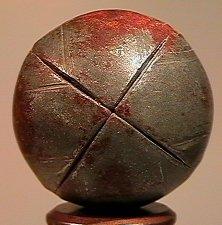 """84002 BB Marbles: Handmade Steelie 31/32"""" 9.8 MISCELLAN"""