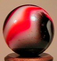 """84003 BB Marbles: Peltier Rebel 11/16"""" 8.1 PELTIER GLAS"""