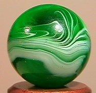"""84011 BB Marbles: Peltier Slag 5/8"""" 9.9 PELTIER GLASS C"""