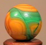 84014 BB Marbles: Christensen Turkey Head Swirl CHRISTE