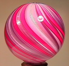 84018 BB Marbles: Rolf & Genie Wald Banded CONTEMPORARY
