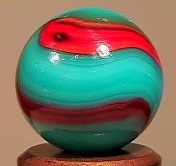 "84020 BB Marbles: Peltier NLR 21/32"" 9.2 PELTIER GLASS"