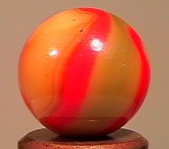 "84021 BB Marbles: Peltier NLR 21/32"" 9.8 PELTIER GLASS"