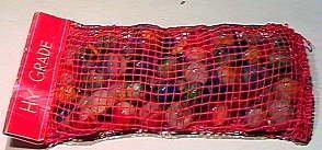 84211 BB Marbles: Akro Hy-Grade Mesh package AKRO AGATE