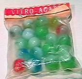84219 BB Marbles: Vitro Agate Package VITRO AGATE COMPA