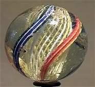 "87015 BB Marbles: Alt. Latticinio Swirl 1-15/16"""