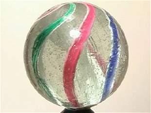 """BB Marbles: Latticinio Swirl 1-3/16"""" 8"""