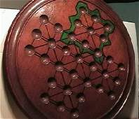 12060: BB Marbles: Antique English Solitaire