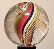 """13017: BB Marbles: Divided Swirl 1-5/16"""" 8.9"""