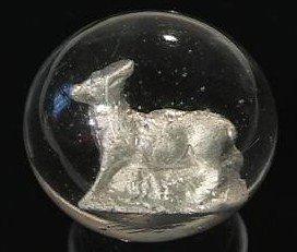 89011: 89011 BB Marbles: Dikdik Sulphide 8.7