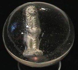 89019: 89019 BB Marbles: Babylonian Lion Sulphide