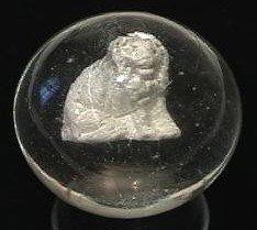 89020: 89020 BB Marbles: Lion Sulphide 9.0