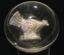"89023: 89023 BB Marbles: Hen Sulphide 2-1/16"" 8.8"