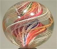 """89053: 89053 BB Marbles: Ribbon Swirl 1-13/16"""" 8.8"""