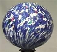 """89107: 89107 BB Marbles: Onionskin Mica 1-15/16"""" Pol."""