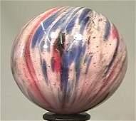 "89115: 89115 BB Marbles: Onionskin 1-9/16"" Buffed"