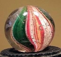 """90018 BB Marbles: Ribbon Swirl 3/4"""" 7.6"""