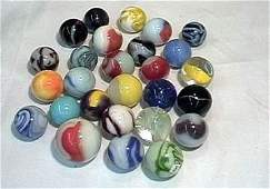 90248 BB Marbles: 27 Shooter Machine Mades