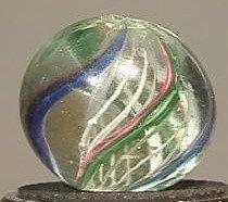 """91006 BB Marbles: Latticinio Core 27/32"""" 9.2"""