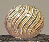 "91014 BB Marbles: Joseph Coat Swirl 21/32"" 9.0"