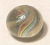 """92021 BB Marbles: Divided Core Swirl 9/16"""" 9.7"""