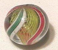 """92024 BB Marbles: Latticinio Swirl 11/16"""" 8.9"""