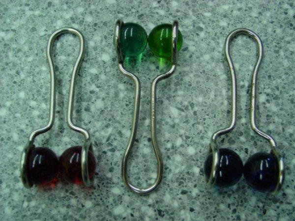 93003 BB Marbles: 3 Razor Sharpeners