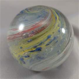 Marbles: Lot 5.  END OF DAY, Onionskin. Mint (9.8).