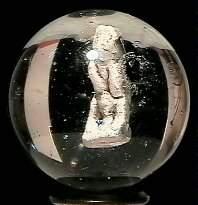 65004 BB Marbles: Begging Dog Sulphide