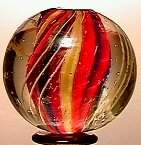 65012 BB Marbles: Divided Core Swirl