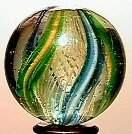 15: 65015 BB Marbles: Latticinio Core Swirl