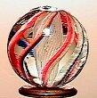 20: 65020 BB Marbles: Latticinio Core Swirl