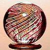 65022 BB Marbles: 3-Layer Latticinio Swirl