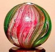 65049 BB Marbles: 4-Panel Lobed Onionskin