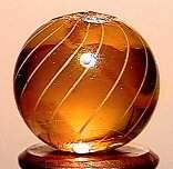 65063 BB Marbles: Gooseberry Swirl