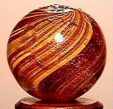 65068 BB Marbles: Onionskin Lutz