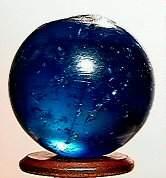 66002 BB Marbles: Cobalt Mica
