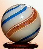 66010 BB Marbles: Banded Lutz