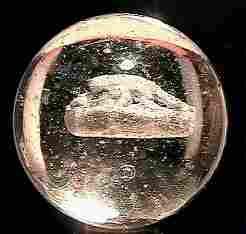 66015 BB Marbles: Lizard Sulphide