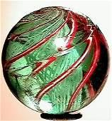 2038: 66038 BB Marbles: Latticinio Core Swirl
