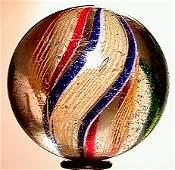 2042: 66042 BB Marbles: Ribbon Core Swirl
