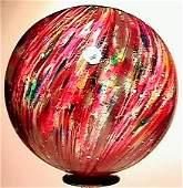 2060: 66060 BB Marbles: Rare Lobed Mica Onionskin