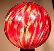 2357: 66357 BB Marbles: Rare Lobed Onionskin