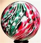 2423: 66423 BB Marbles: 4-Panel Lobed Onionskin