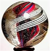 2495: 66495 BB Marbles: Ribbon Core Swirl