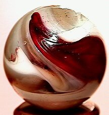 1011: 63011 BB Marbles: Vitro Agate Swirl