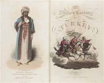 (Dalvimart, Octavien) I. The Costume of Turkey