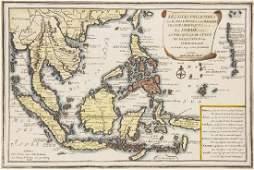 de Fer, Nicolas Les isles Philippines ... Marianes les