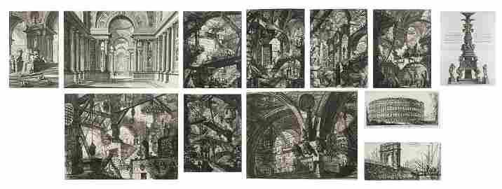 Opere Varie di Architettura, Prospettive, Groteschi,