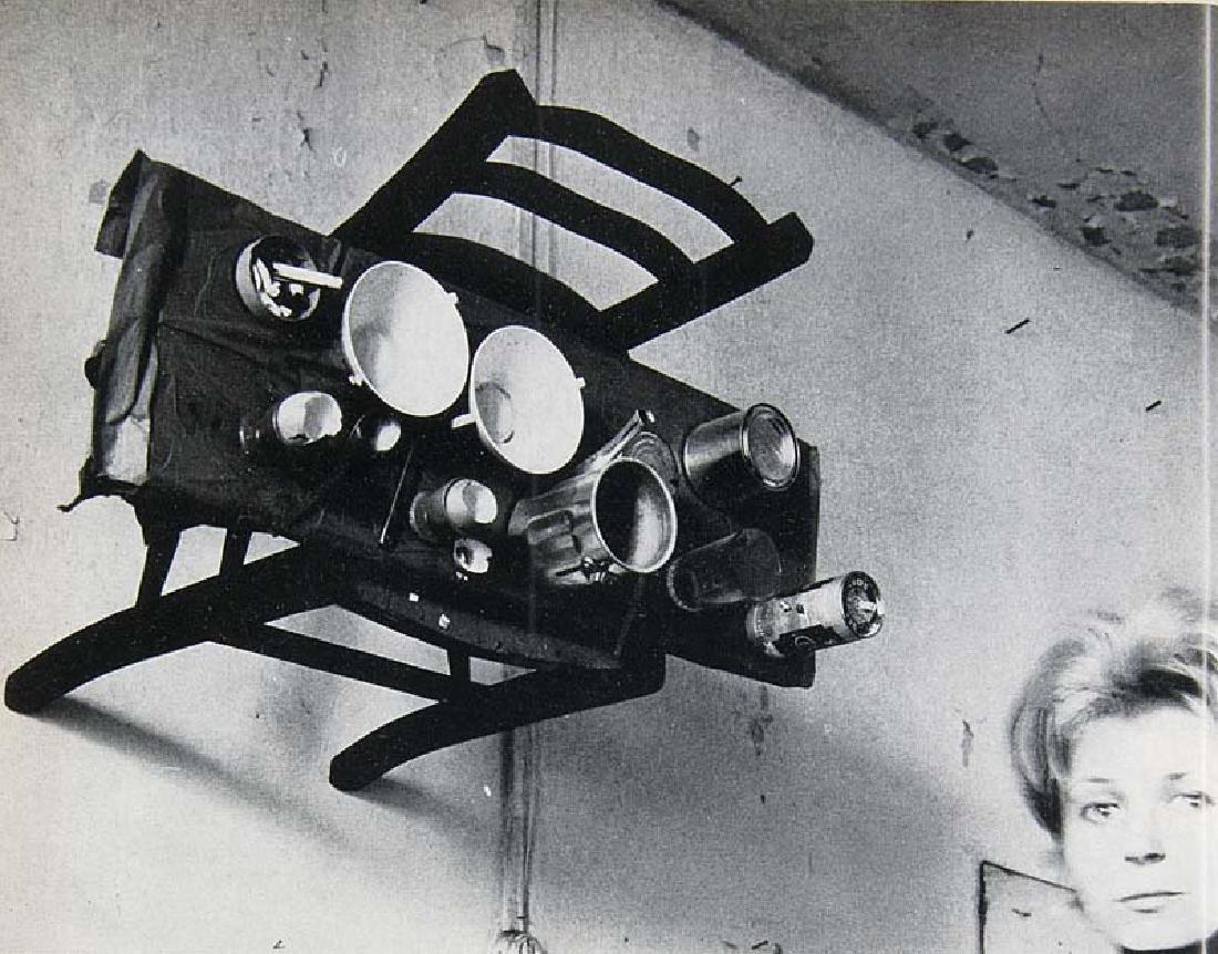 Zero. Hg. von Heinz Mack u. Otto Piene. Vol. III. Mit
